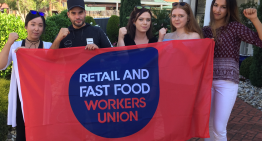 New retail and fast food union launched