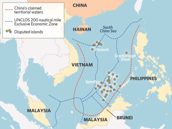 Conflict in the South China Sea – a socialist analysis