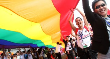 Taiwan: Fighting for marriage equality
