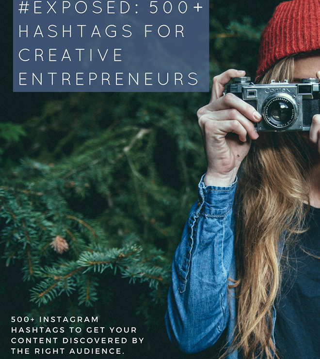 hashtag guide cover