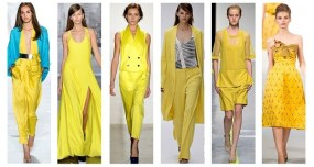 giallo il colore dell'estate