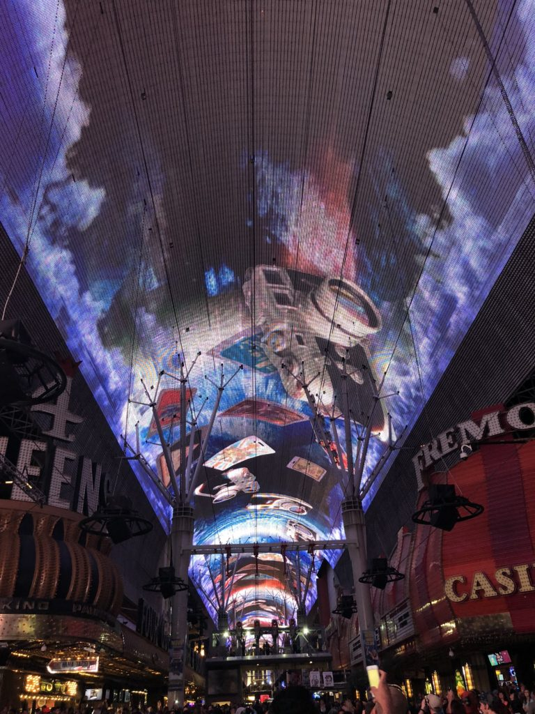 Fremont Street Top 5 things to do in Las Vegas | Head to The Strip for the best adventures in Sin City | Travel Guide & Travel Tips | The Social Media Virgin - Mature Luxury Lifestyle Blog