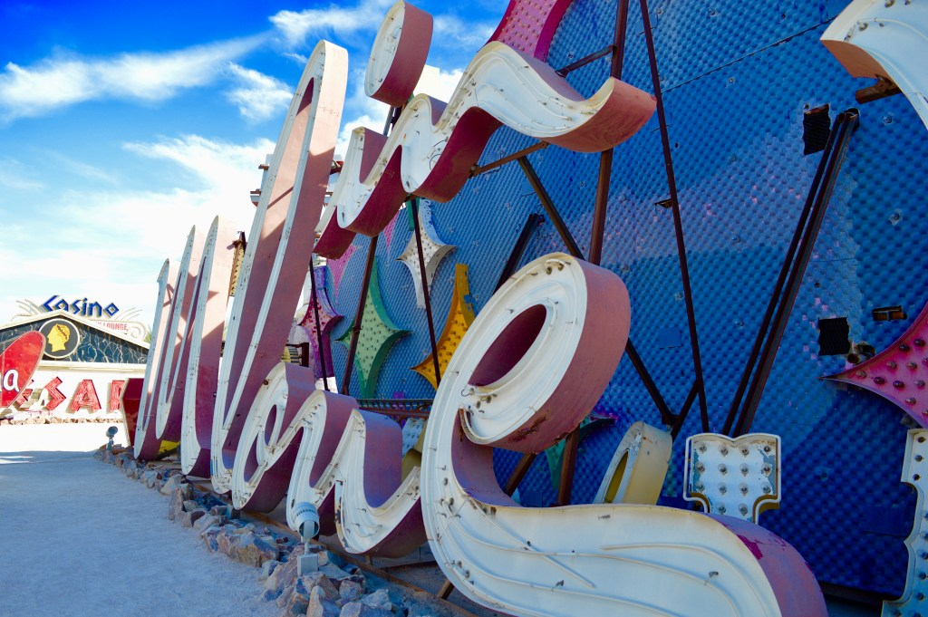 Moulin Rouge The Neon Boneyard Museum | Top 5 things to do in Las Vegas | Head to The Strip for the best adventures in Sin City | Travel Guide & Travel Tips | The Social Media Virgin - Mature Luxury Lifestyle Blog