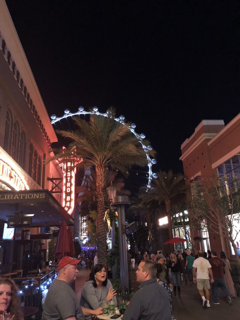 The Linq Top 5 things to do in Las Vegas | Head to The Strip for the best adventures in Sin City | Travel Guide & Travel Tips | The Social Media Virgin - Mature Luxury Lifestyle Blog
