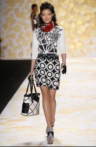 New York Fashion Week: Desigual Fall 2014