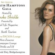 Heading to the Hamptons this weekend? Here are a few events to keep in mind: