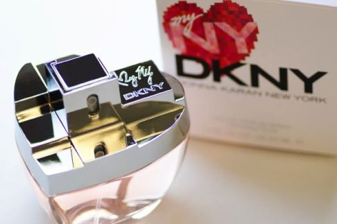 DKNY Launches New Fragrance With Rita Ora In NYC