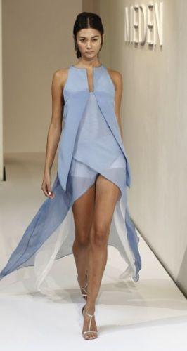 Designer Walter Lee Launches Womenswear Brand Meden At NYFW