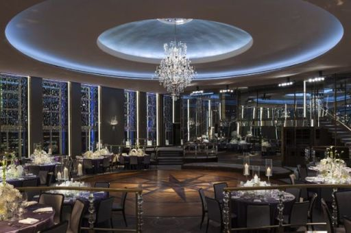 The Rainbow Room Gets A Makeover