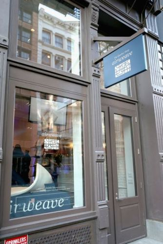 airweave Opens First U.S. Store In SoHo