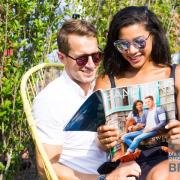 Hamptons Magazine Fetes Youth Issue Cover Stars Hannah Bronfman and Brendan Fallis
