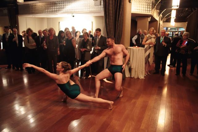 Rioult dance ny celebrates with winter gala for Contemporary dance new york