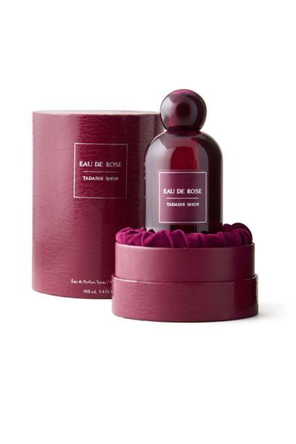 Tadashi Shoji's Rose Scented Fragrance Debuted During NYFW
