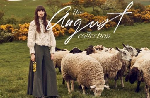 Shop The August Catalog Of Free People