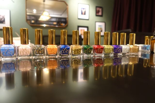 Get Your Nails Ready For The Holidays With A Luxe Cruelty–Free & Vegan Nail Polish Line