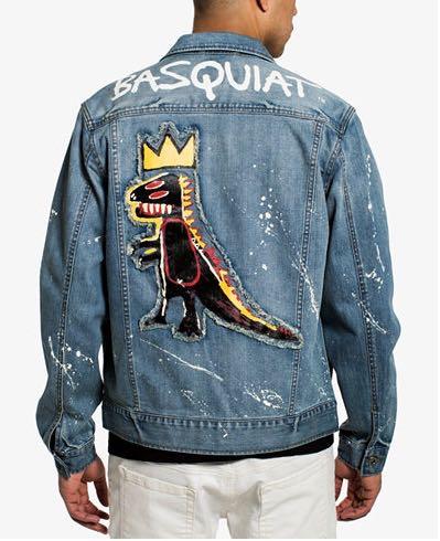 Sean John Launches Basquiat Capsule Collection