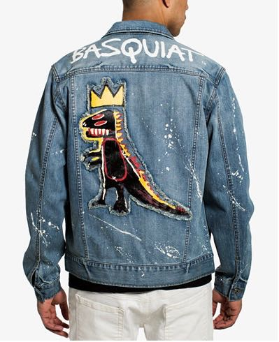 Sean John Launches Basquiat Capsule Collection