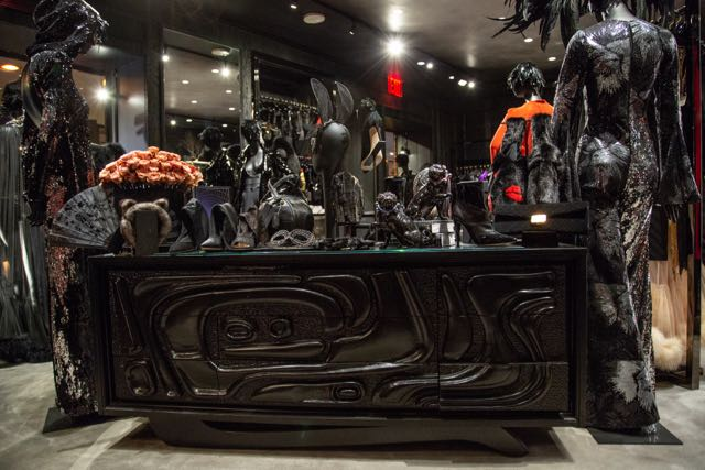 Something Exciting Is Happening And Its Called Noir At Bergdorf Goodman