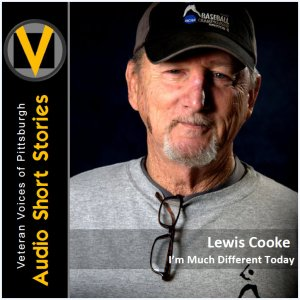 Lewis Cooke: I'm Much Different Today