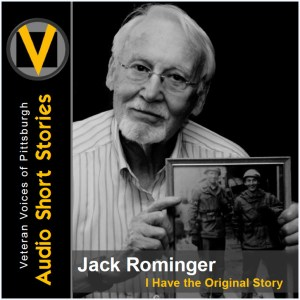 Jack Rominger: I Have the Original Story
