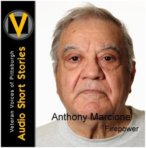 Anthony Marcione: Firepower