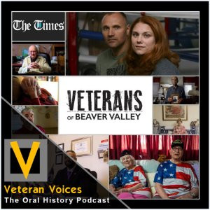 Episode 34 | Tom Davidson & Gwen Titley | Veterans of Beaver Valley