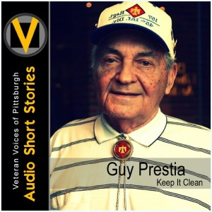 Guy Prestia: Keep It Clean