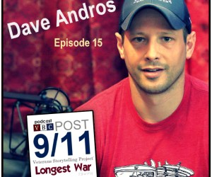 Longest War Podcast (Ep15) – Dave Andros