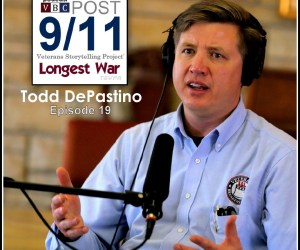 Longest War Podcast (Ep19) – Todd DePastino