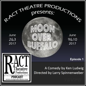R-ACT COVER ART - EP1 - MOON OVER BUFFALO