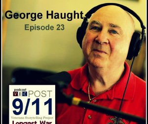 Longest War Podcast (Ep23) – George Haught