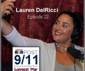Longest War Podcast (Ep22) – Lauren DelRicci