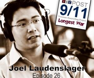 Longest War Podcast (Ep26) – Joel Laudenslager