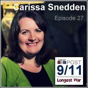 LW COVER ART - EP27 - CARISSA SNEDDEN
