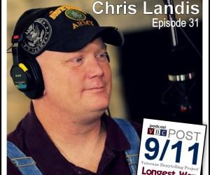 Longest War Podcast (Ep31) – Chris Landis