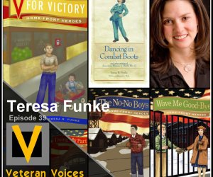 Veteran Voices Podcast (Ep 39): Teresa Funke