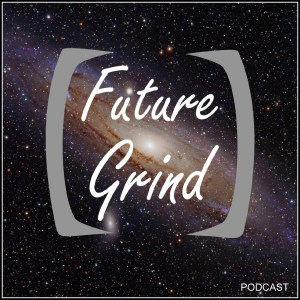 COVER ART - FUTURE GRIND