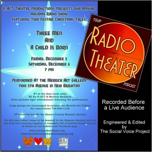 COVER ART - RTP05 - 2014 R-ACT HOLIDAY RADIO THEATER SHOW