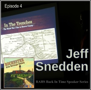 RAHS Podcast (Ep04): Jeff Snedden