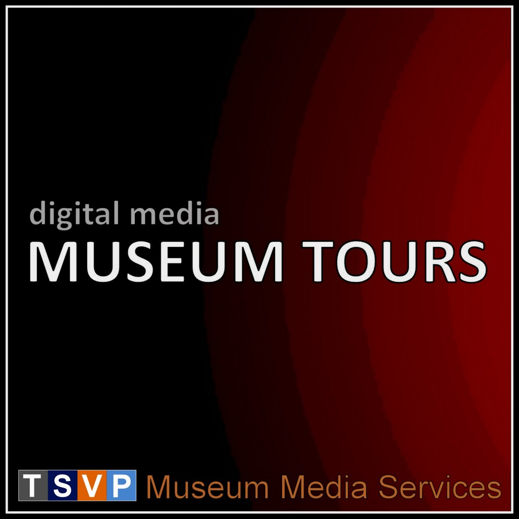 COVER ART - MUSEUM TOURS