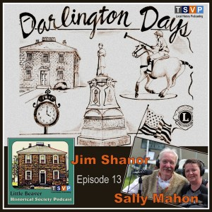 Sally Mahon & Jim Shanor - Darlington Days