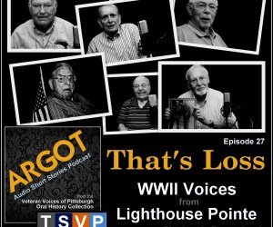 Argot: Audio Short Story Collection (Ep27): That's Loss