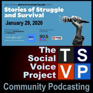 Storyburgh: Stories of Struggle and Survival