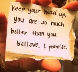 keepheadup
