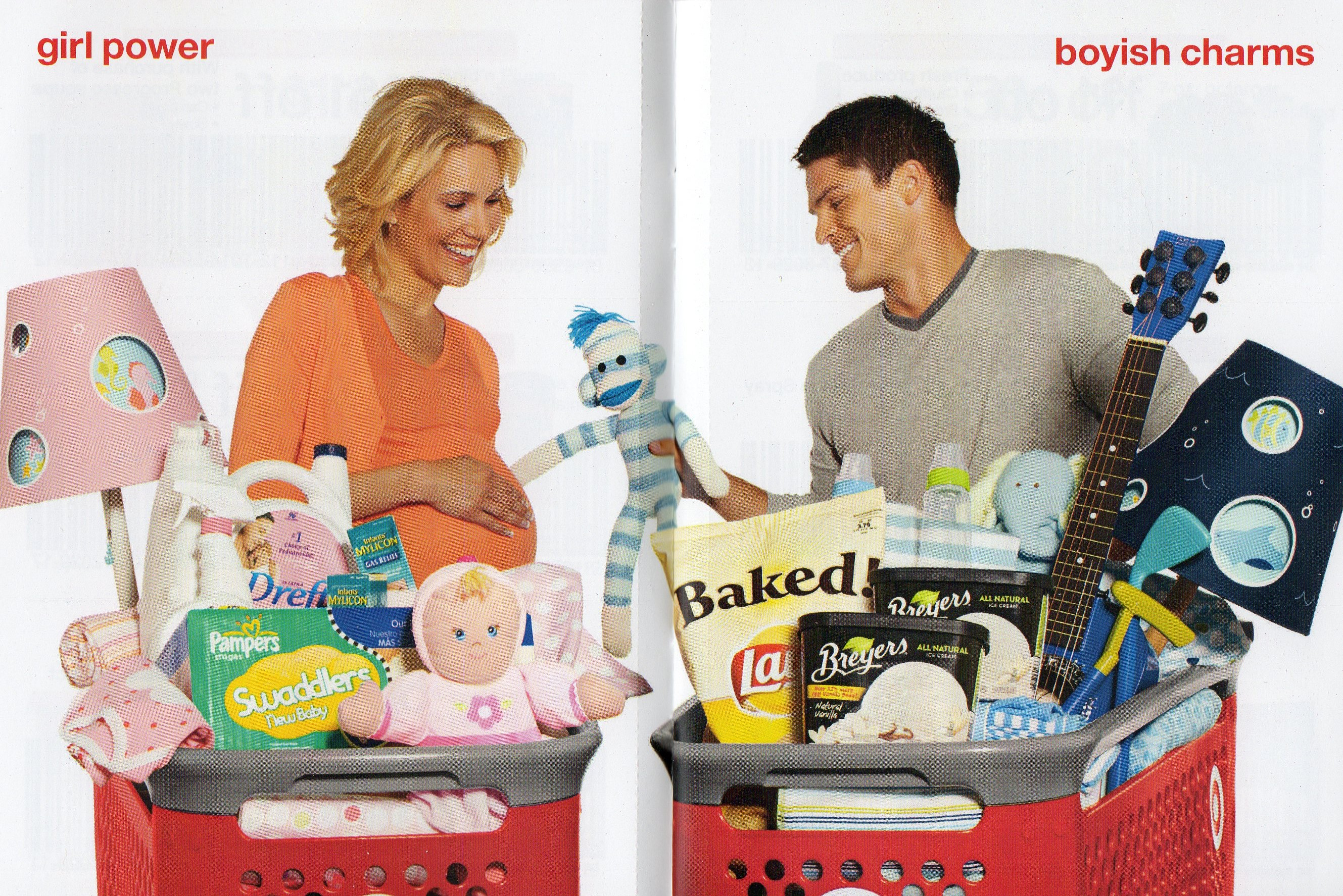 A Round Up Of Gendered Parenting In Ads
