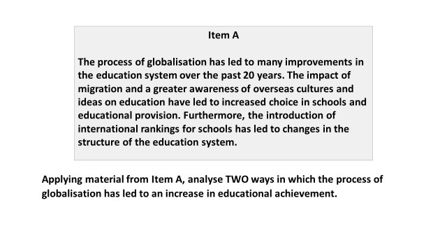 Todays Ten Globalisation and Education