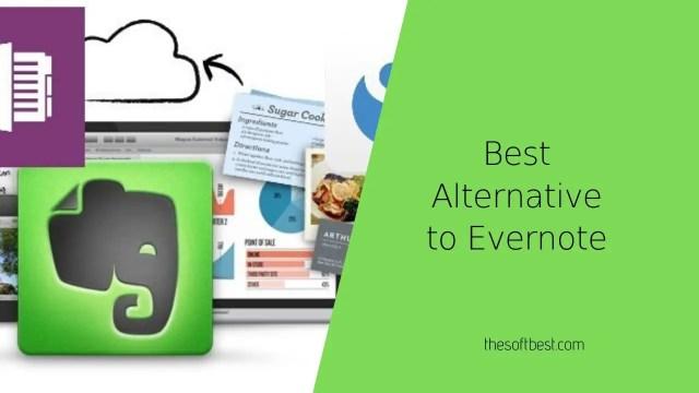 Best Alternative to Evernote