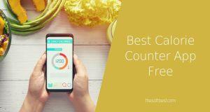 Best Calorie Counter App Free