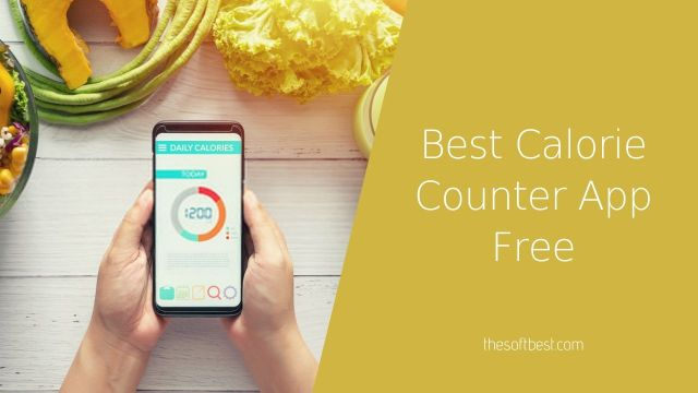Best Calorie Counter App Free