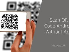 Scan QR Code Android Without App